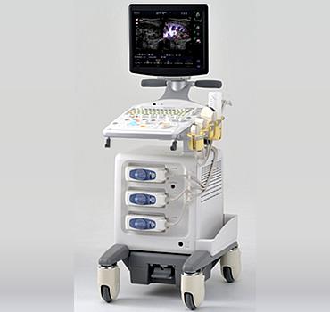 医療法人鶴陽会 岩尾病院 「超音波診断装置(日立アロカ F37)」
